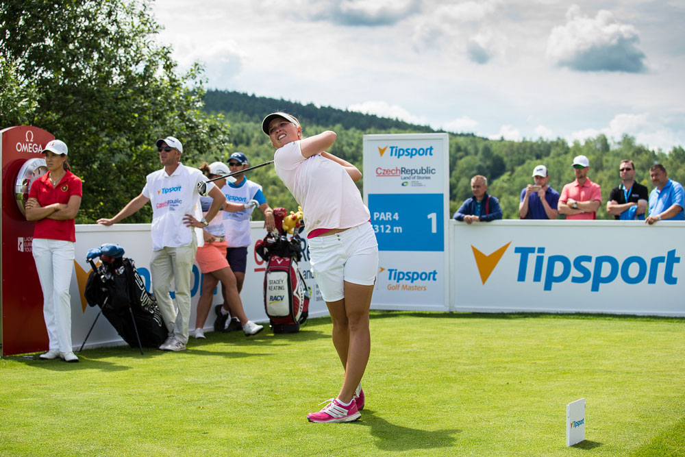 Nanna Koerstz Madsen - Foto: Ladies European Tour